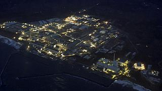 """Fukushima : activation d'un """"mur de glace"""" souterrain"""