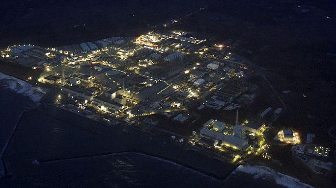 راه اندازی سیستم «دیوار یخی» در نیروگاه فوکوشیما