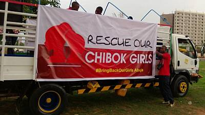 Suicide bomber arrested in Cameroon not a Chibok girl