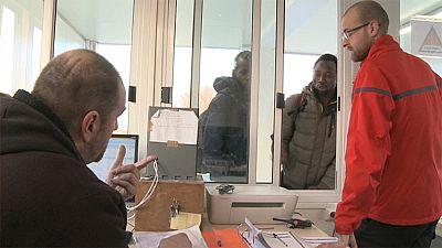 Die klingelnden Kassen von Calais