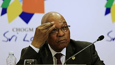 S.Africa: Zuma found guilty, opposition launches impeachment campaign