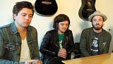 The Wild Feathers estrenan nuevo disco en Madrid