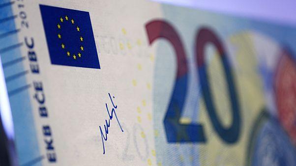 Еврозона: инфляция отрицательная