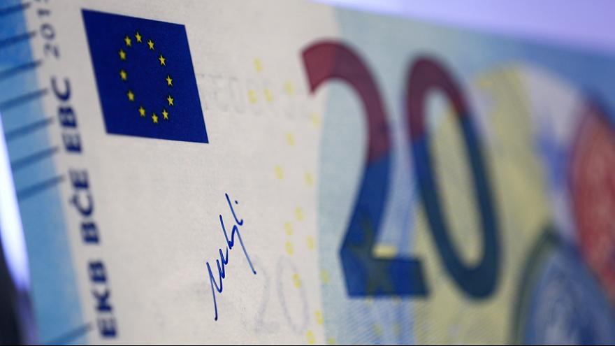 Eurozone inflation remains negative in March