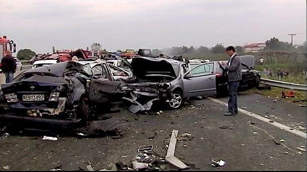 La sécurité routière européenne ne progresse pas en 2015
