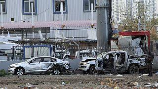 Турция. Взрыв автомобиля в провинции Диякбакыр. Погибли полицейские