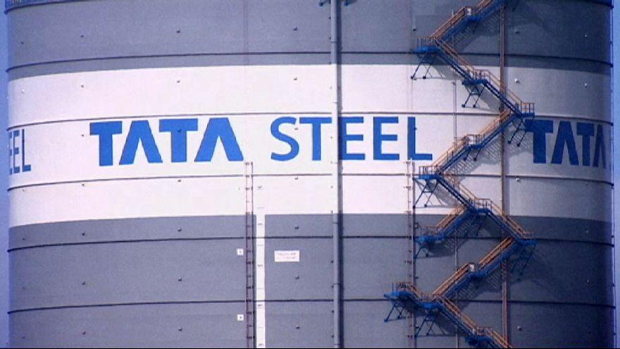 """أزمة """"تاتا ستيل"""" تستنفر الحكومة البريطانية"""