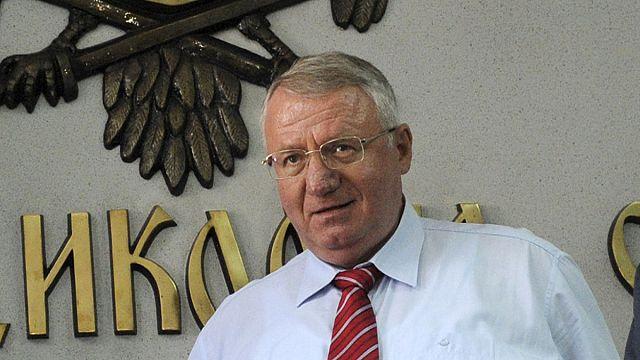 """El ultranacionalista serbio Vojislav Seselj es """"un hombre libre"""""""