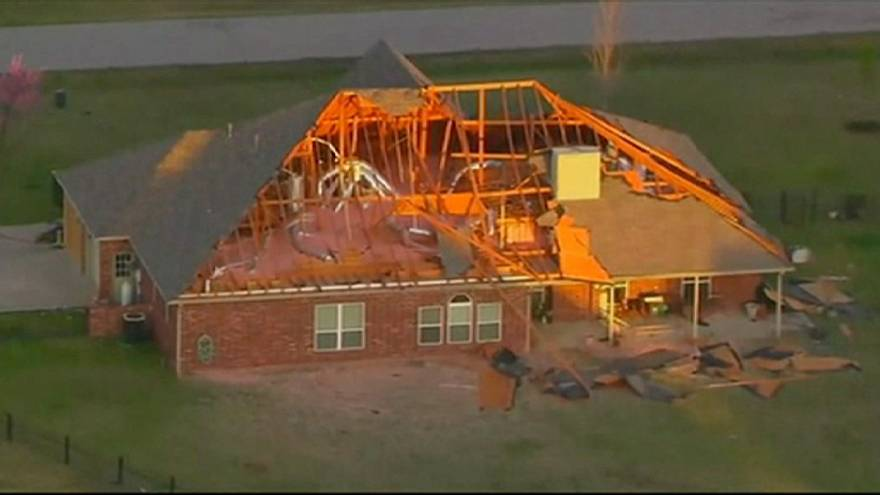 Tornadoes wreak havoc in Oklahoma