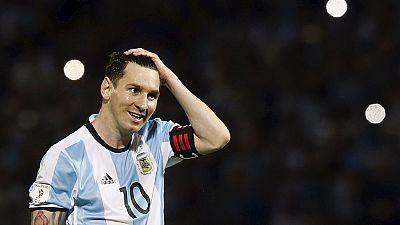 Football : la colère des Égyptiens contre Messi