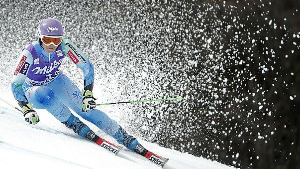 """Тина Мазе: """"Вернусь ли я в горные лыжи? Скорее нет, чем да"""""""