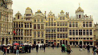 Bruselas espera a los turistas