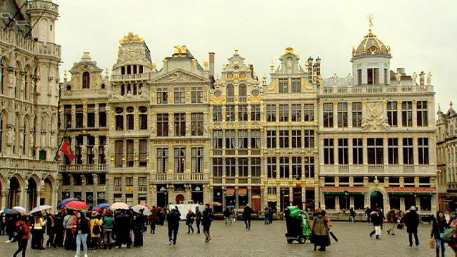 Bruxelles espère le retour des touristes