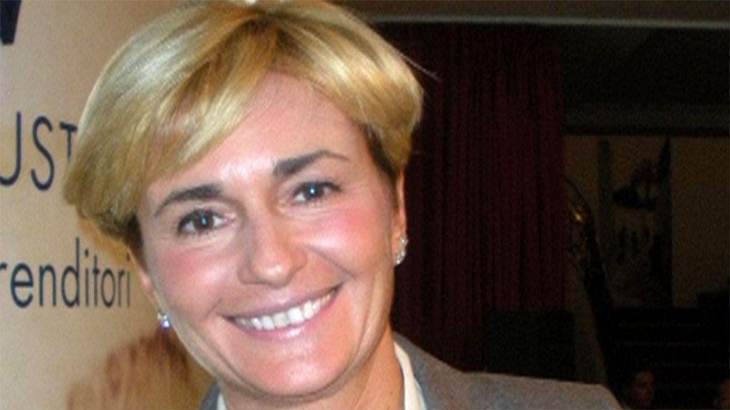 Italia: si dimette il ministro dello Sviluppo Federica Guidi