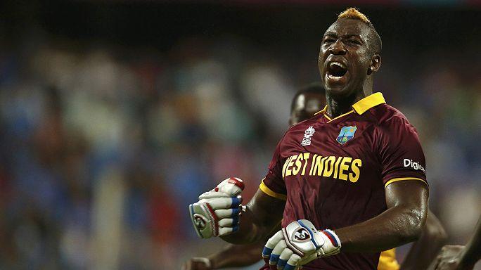 Лендл Симмонс вывел Вест-Индию в финал Кубка мира по крикету