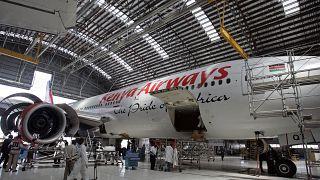 Des centaines d'emplois bientôt supprimés à Kenya Airways