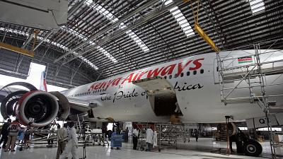 Kenya Airways cuts 600 jobs