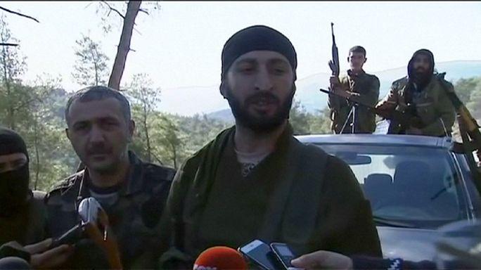 """""""Rus pilotu vuran Türkmen savaşçı gözaltında"""" iddiası"""