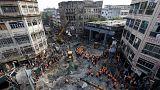 Tragédia na Índia: Investigação por homicídio na derrocada de viaduto em Calcutá