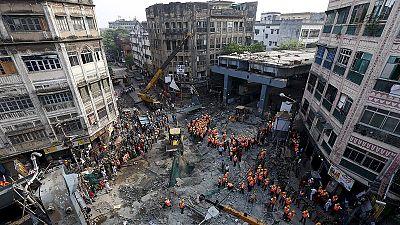 Effondrement d'un auto-pont en Inde, 25 morts au moins
