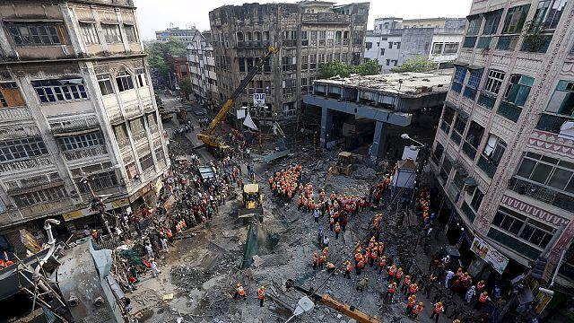 Kalküta'da ölü sayısı 23'e ulaştı