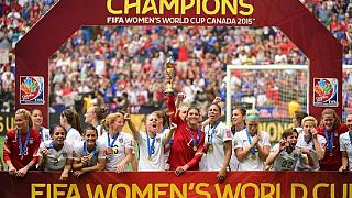 U.S. women soccer stars fight wage discrimination