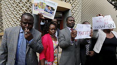 Kenya : bruyante protestation de l'opposition au parlement