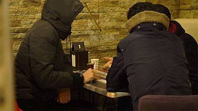 Boom times for Turkey's lucrative smuggling rings