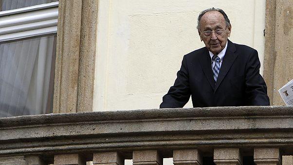 Former German Foreign Minister Hans-Dietrich Genscher dies aged 89