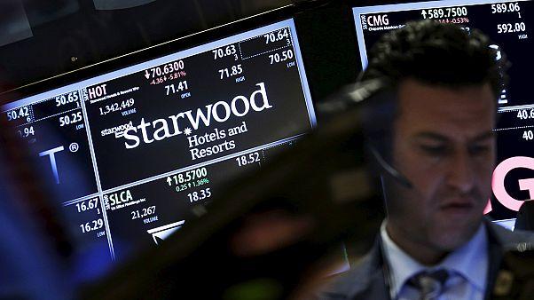 Seguradora chinesa Anbanb desiste da hoteleira americana Starwood