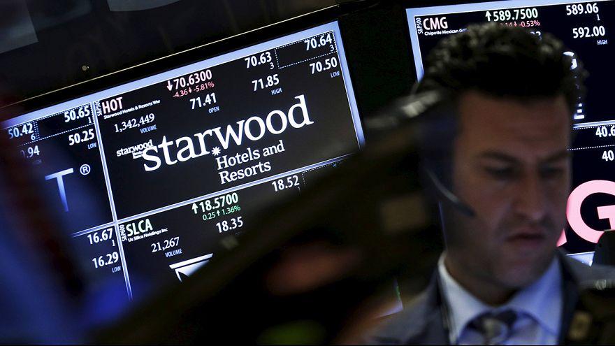 Китайцы сняли предложение о покупке гостиничной сети Starwood