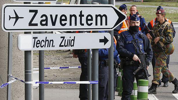 Bruxelles ferita