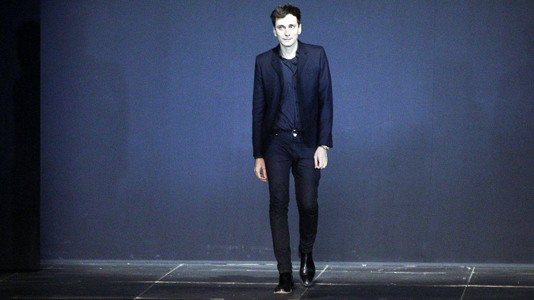 Hedi Slimane quitte la maison Yves Saint Laurent