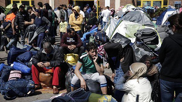 تحذير أممي من تدهور أوضاع اللاجئين في اليونان