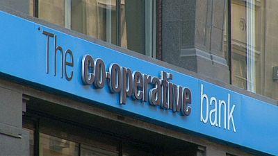 Britische Ex-Genossenschaftsbank Co-op Bank auf langer Verluststrecke