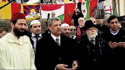 Religious leaders in unity pledge after Brussels bombings