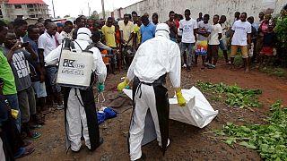 Le virus Ébola refait surface au Liberia