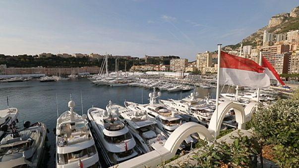 Monaco'da enerji şirketi Unoil'e baskın