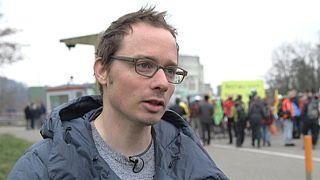 """Greenpeace-Aktivist Kasser: """"Wenn in Beznau was bricht, dann ist Europa massiv radioaktiv verseucht"""""""