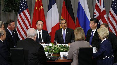 """Obama al vertice di Washington: """"Terrorismo nucleare la minaccia più grande"""""""