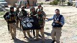 Opération Mossoul : dans les pas des forces irakiennes, face aux cadavres de Daech