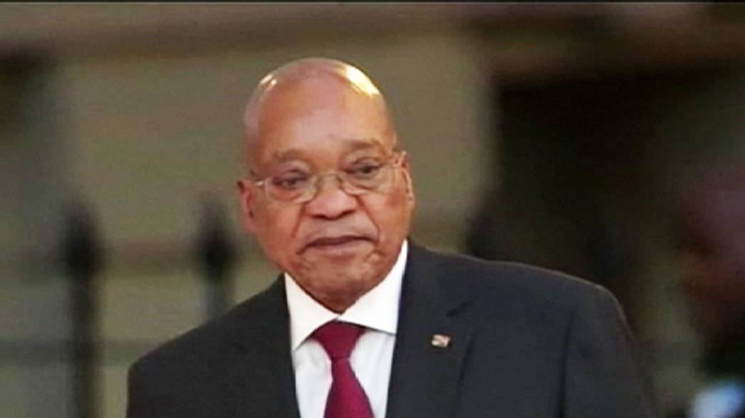 South Africa: President Zuma denies dishonesty over spending scandal