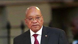 رئیس جمهوری آفریقای جنوبی هر گونه تخطی از قانون را انکار کرد