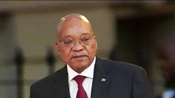 Jacob Zuma aceita sencença contra ele