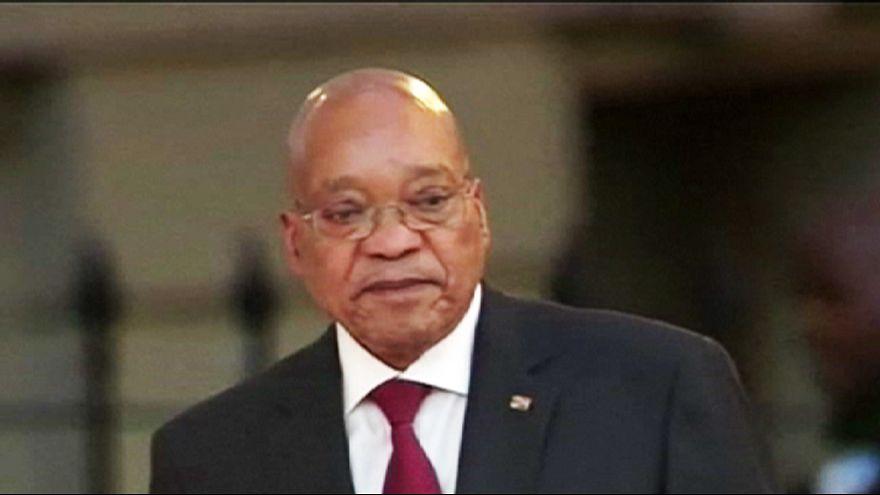 Südafrikas Präsident lobt Urteil des Verfassungsgerichts gegen ihn