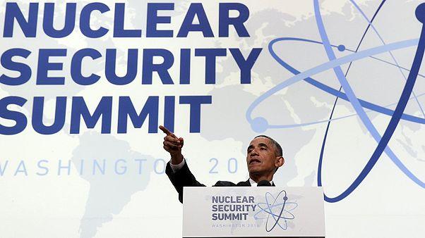 اختتام قمة الأمن النووي في واشنطن بالالتزام بمنع وصول الأسلحة النووية إلى أيدي الإرهابيين