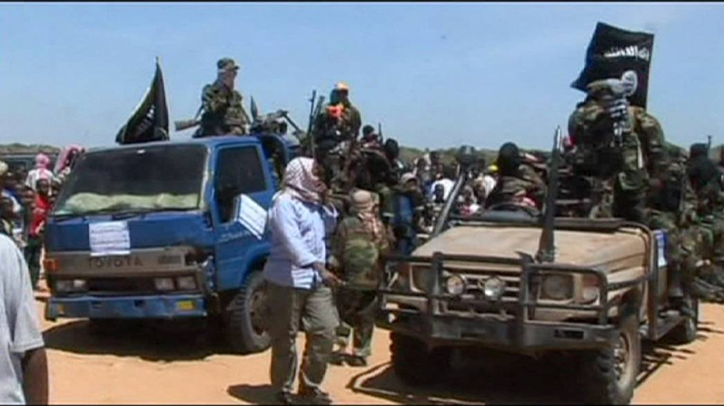 """США и Сомали нанесли авиаудары по позициям """"Аш-Шабаб"""""""