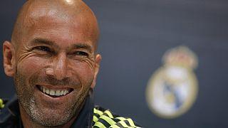 """Foot espagnol : premier """"Classico"""" de Zidane"""