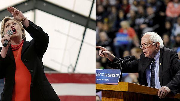 Los candidatos a la presidencia estadounidense pisan el acelerador