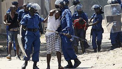 UN Security Council okays deployment of police to Burundi